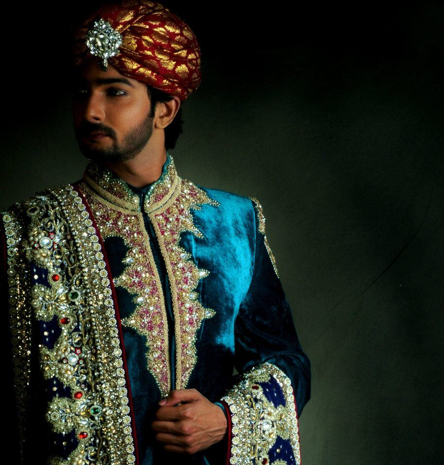 Unique Groom Dress Collection Desi Style
