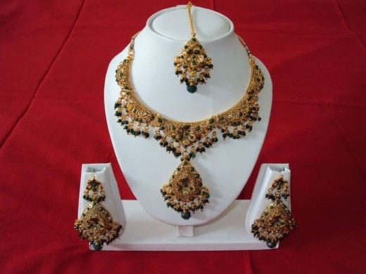 Indian Jewellery Designs For 2012