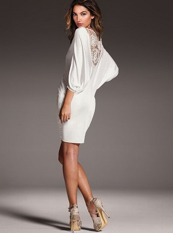 Graceful White Dresses for Enhancing Your Look