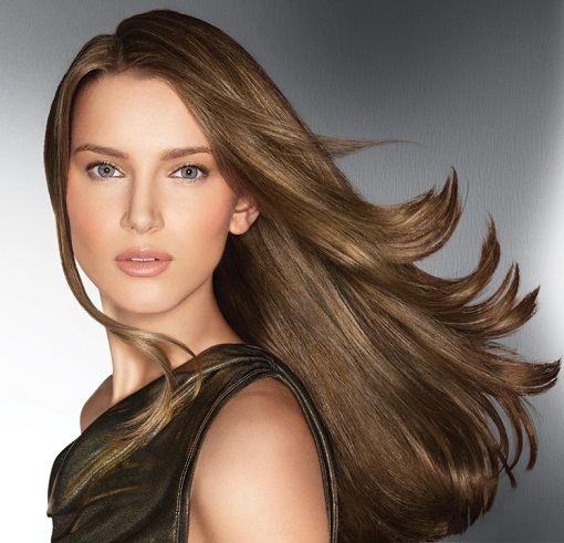 Straight Hair Styles 2012
